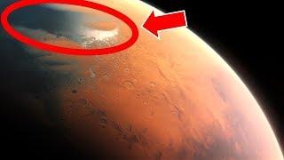 火星上發現驚人地表結構,真有火星文明 ?