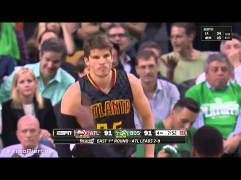 Atlanta Hawks vs Boston Celtics. Game #3. PlayOffs NBA 2016