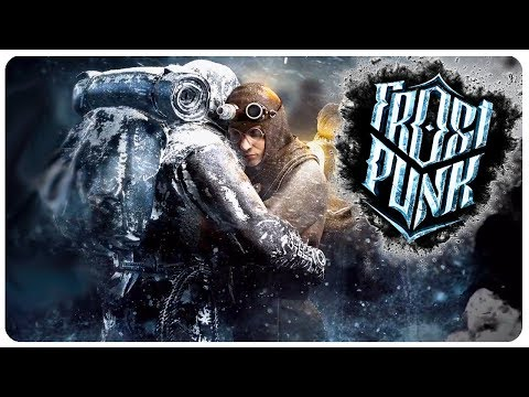 NEW Survivors join The Frozen City! | Frostpunk Gameplay EP 3 (Full Game Preview)