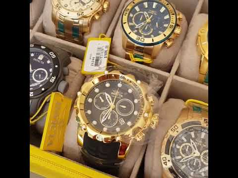 87cafc2c140 🌟Relógios invicta originais   melhores preços- Loja dos relógios -whatsApp  41 99610-3639