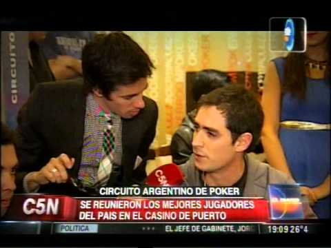 C5N - CIRCUITO ARGENTINO DE POKER