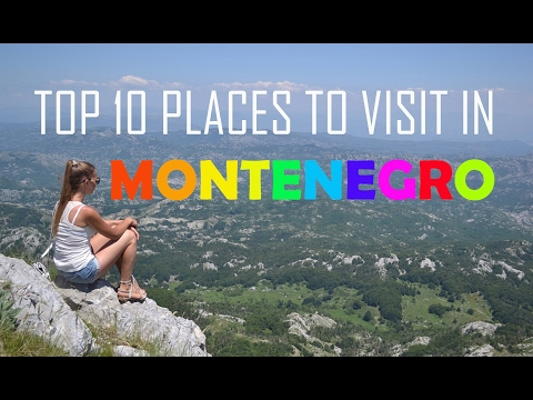 Top 10 Places To Visit in Montenegro | Travel Montenegro | 10 Best Places to Visit in Montenegro