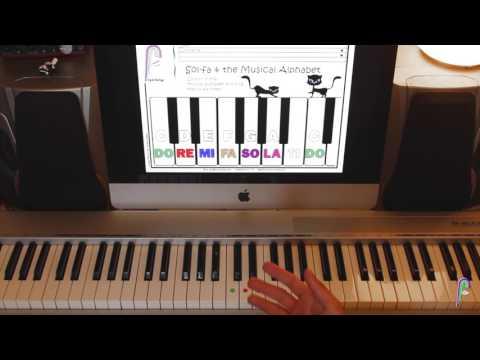 SOL FA Notes & Music Alphabet