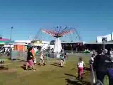 Musical Chairs - Swing Ride