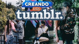 CREANDO FOTOS TUMBLR con MI NOVIA c/ Valentina Zarate    NiggaVlogs