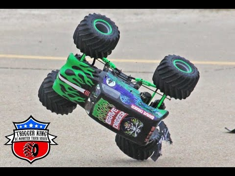 Pro Mod Freestyle - Mar 5, 2017 - Trigger King R/C Monster Trucks