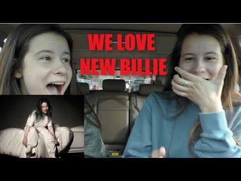 BILLIE EILISH - WHEN WE ALL FALL ASLEEP WHERE DO WE GO?   REACTION