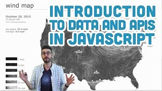 10.1: Introduction to Data and APIs in JavaScript - p5.js Tutorial
