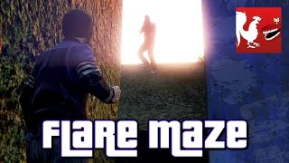 Things to Do In GTA V - Flare Maze | Rooster Teeth