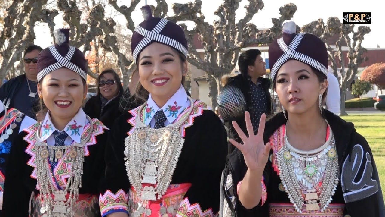 Fresno Hmong International New Year 2018 Opening Ceremony ... |Hmong New Year