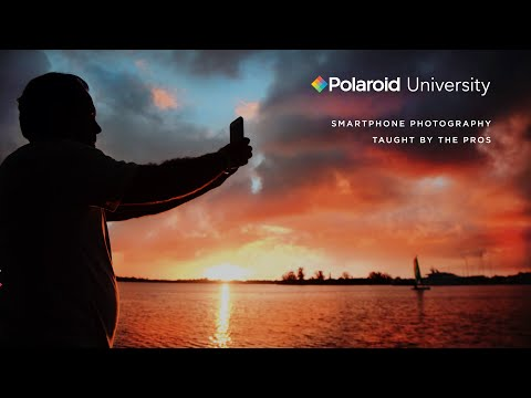 Polaroid wants to teach you to take better shots with your iPhone