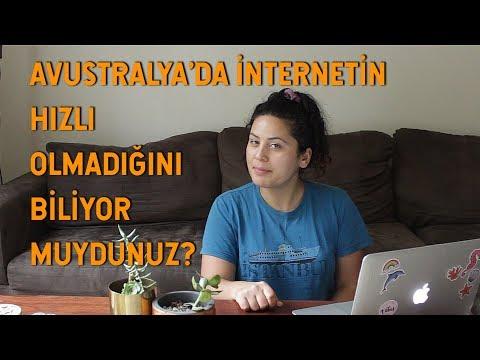 Avustralya'da İnternetin Hızlı Olmadığını Biliyor Muydunuz?