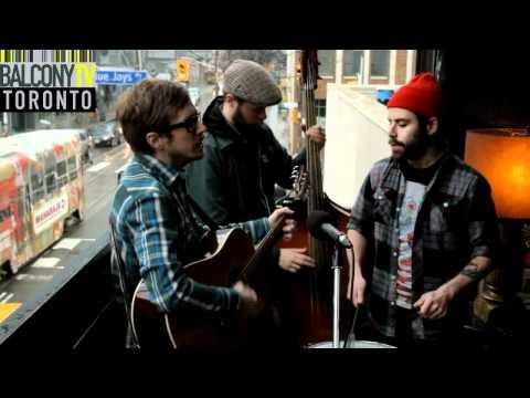 CUFF THE DUKE - COUNT ON ME (BalconyTV)
