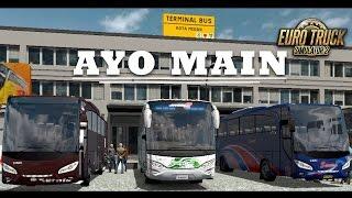 Bus ANUGERAH Ngeblong di  Medan - Aceh #Lintas Sumatera