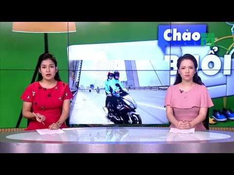 Áo Khoác Túi Khí Bảo Vệ Người đi Xe Máy Khi Bị Tai Nạn Giao Thông | VTC14