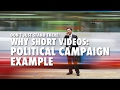 Why Short Videos - Political Leadership Campaign Example