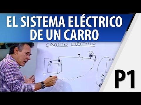 �C�mo Funciona el Circuito El�ctrico de un Autom�vil Parte 1