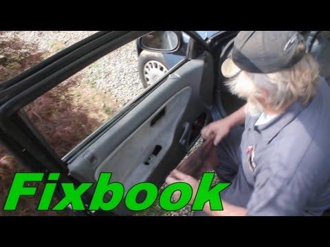 2000 honda civic manual window wont roll up
