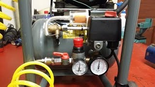 how to build a silent air compressor for under 20 diy