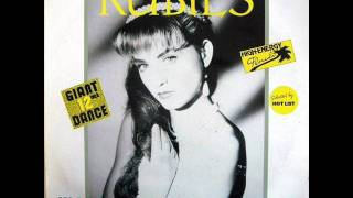RUBIES - WAITING FOR YOUR LOVE 1989.wmv