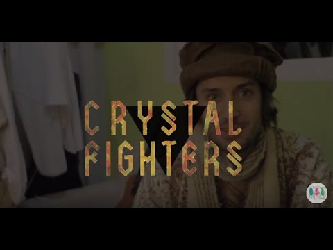 Interview w/ Crystal Fighters    Side Stage Collective