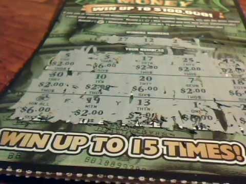 Ohio Lottery Instant Ticket Codes
