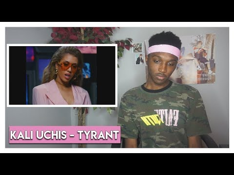 Kali Uchis - Tyrant ft. Jorja Smith (REACTION) | Jayden Alexander