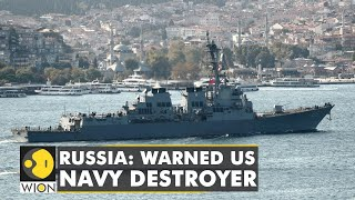 Russian affairs expert Fred Weir shares his views on UK-Russia warship faceoff