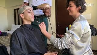 Eurovision : Bilal Hassani dévoile sa transformation glamour