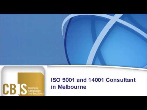 CBIS - ISO 9001 and 14001 Consultant in Melbourne