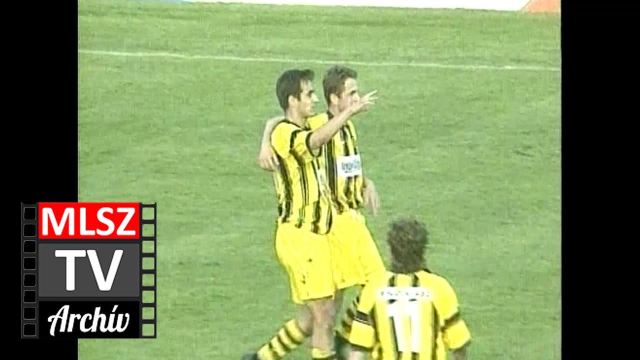 BVSC-Stadler | 4-1 | 1998. 05. 23 | MLSZ TV Archív