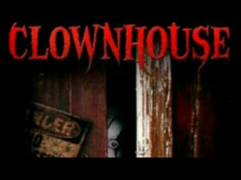 Clownhouse(1989) horror movie starring Sam Rockwell