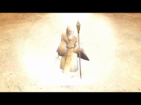Gandalf the White Overview Ring Form Edain 381 Hero-Submod