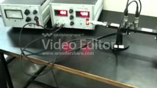 V-I characteristics of GUNN diode