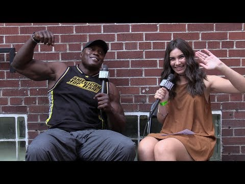 Interview with Bobby Lashley