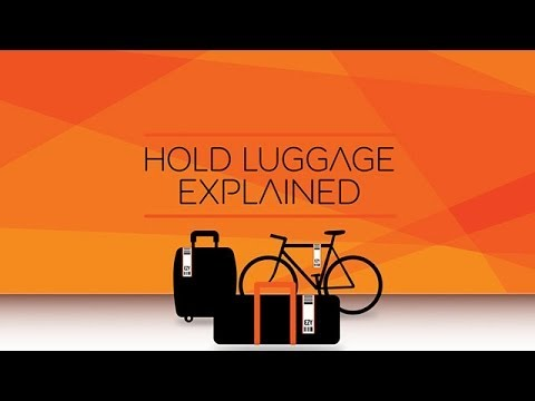 Cabin bags and hold luggage | easyJet