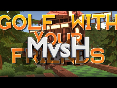Malix vs Honkanen - Golf with your friends - Forest