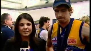 West Coast 2006 AFL Premiership News Report Channel 10 Melbourne