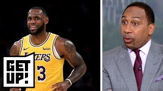 Stephen A., Jalen disagree on Los Angeles Lakers' chances this year | Get Up!