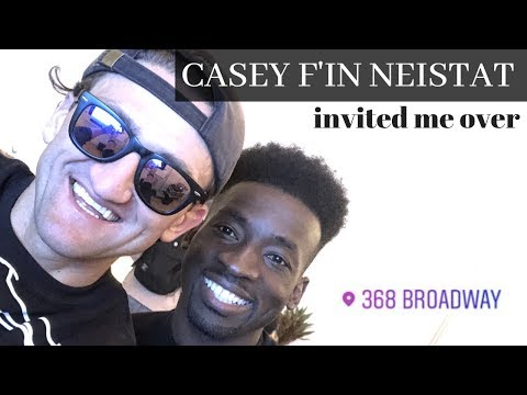 Casey Neistat Invited Me To 368 | Planning A Run With Casey