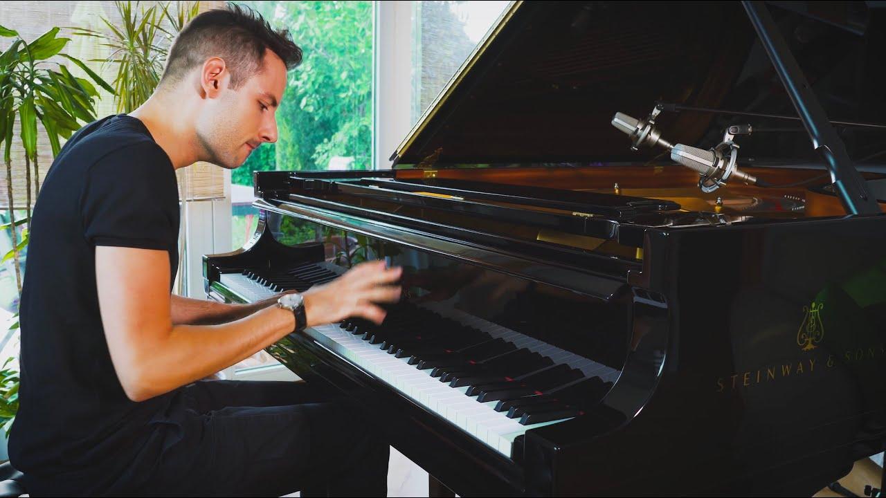 Jurassic Park Theme on Piano - Peter Bence