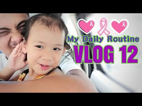 MY DAILY ROUTINE IN THAILAND #VLOG 12