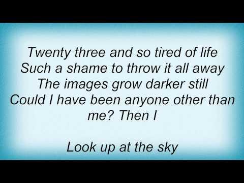 Dave Matthews Band - Dancing Nancies Lyrics