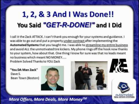 Automated Deal Maker with Zack Childress