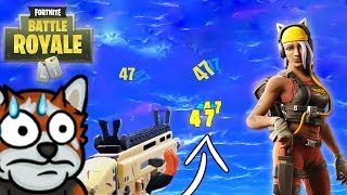 IT MUST ALREADY BE AIM HACK! EPIC GAMES DO NOT BANUJCIE! -Fortnite Ewron #312