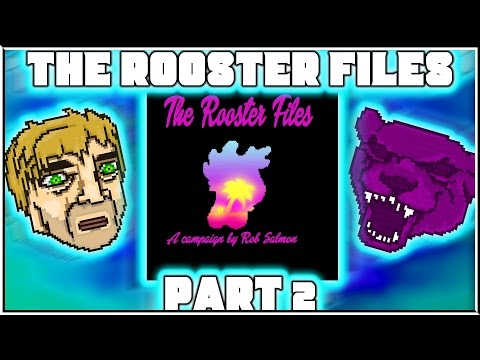The Rooster Files - Part 2 | Hotline Miami 2: Wrong Number Level Editor [FULL CAMPAIGN]