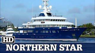 NORTHERN STAR | Lürssen Superyacht departs Fort Lauderdale