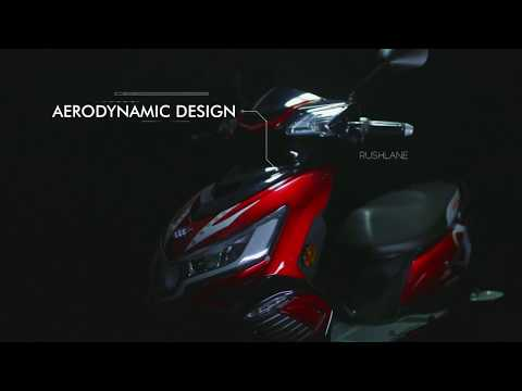 Okinawa i-Praise intelligent electric scooter