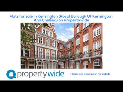 Flats for sale in Kensington (Royal Borough Of Kensington And Chelsea) on Propertywide