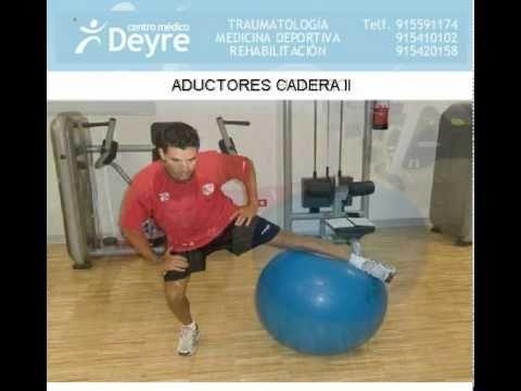 Protocolo de flexibilidad con fitball
